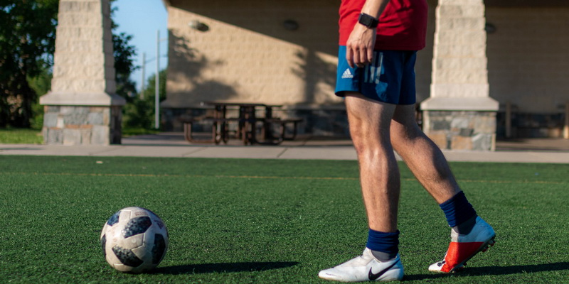 The man walks towards the ball - interesting and fun facts about football