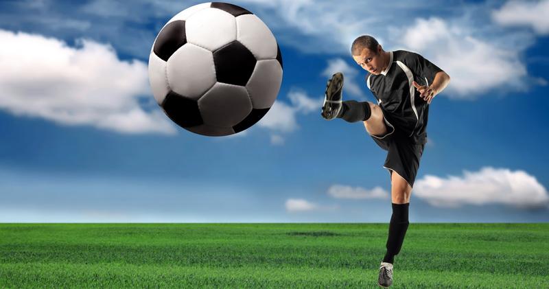 Types of football kicks