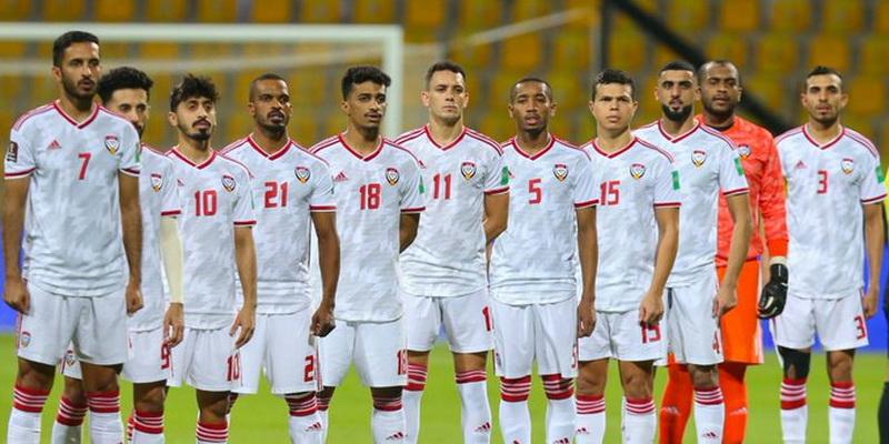 UAE football national team and club